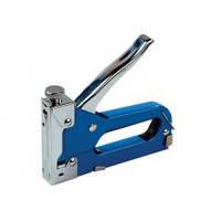 Степлер металлический 4-14 мм, синий MASTER TOOL , фото 1