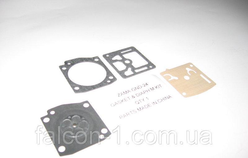 Набор мембран карбюратора Oleo-Mac 947, 952, 956 и 962 (для бензопил), Walbro