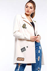 Женское осеннее  пальто Джасти  Nui Very (Нью вери)