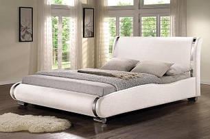 Кровати с мягким изголовьем и подъемным механизмом