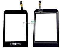 Сенсор Samsung C3310 black high copy