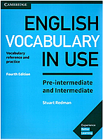 English Vocabulary in Use 4th Edition Pre-Intermediate/Intermediate with answers