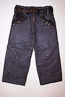 Детские джинсы зимние для мальчика, фото 1