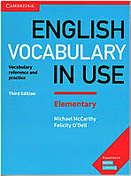 English Vocabulary in Use 3rd Edition Elementary