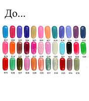 Термо-гель-лак для покрытия ногтей YRE TGL-00, объем 10 мл, гелевое покрытие, покрытие гель лаком, гелевый лак