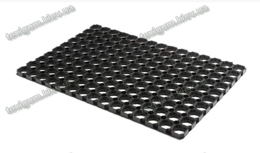 Ковер крупноячеистый резиновый Примаринг-М 40х60см