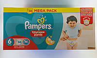 Трусики Pampers Pants 6, 15+ кг Jumbo Pack 88шт