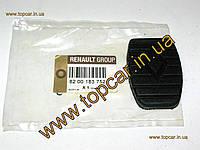 Накладка педали сцепления/ тормоза Renault Trafic II ОРИГИНАЛ 8200183752