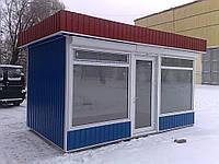 Изготовление торговых киосков, фото 1