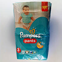 Трусики Pampers Pants 3, 6-11кг Jumbo Pack 60шт