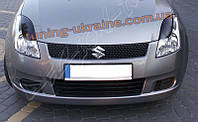 Реснички на фары для Suzuki Swift 2005-2010