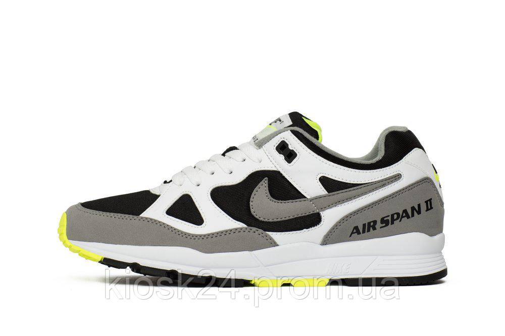 2c2ee3ab Оригинальные кроссовки Nike Air Span II (AH8047-101) - Sneakersbox -  Интернет-