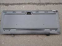 Бампер задний Пикап (с распашными дверями) центральный