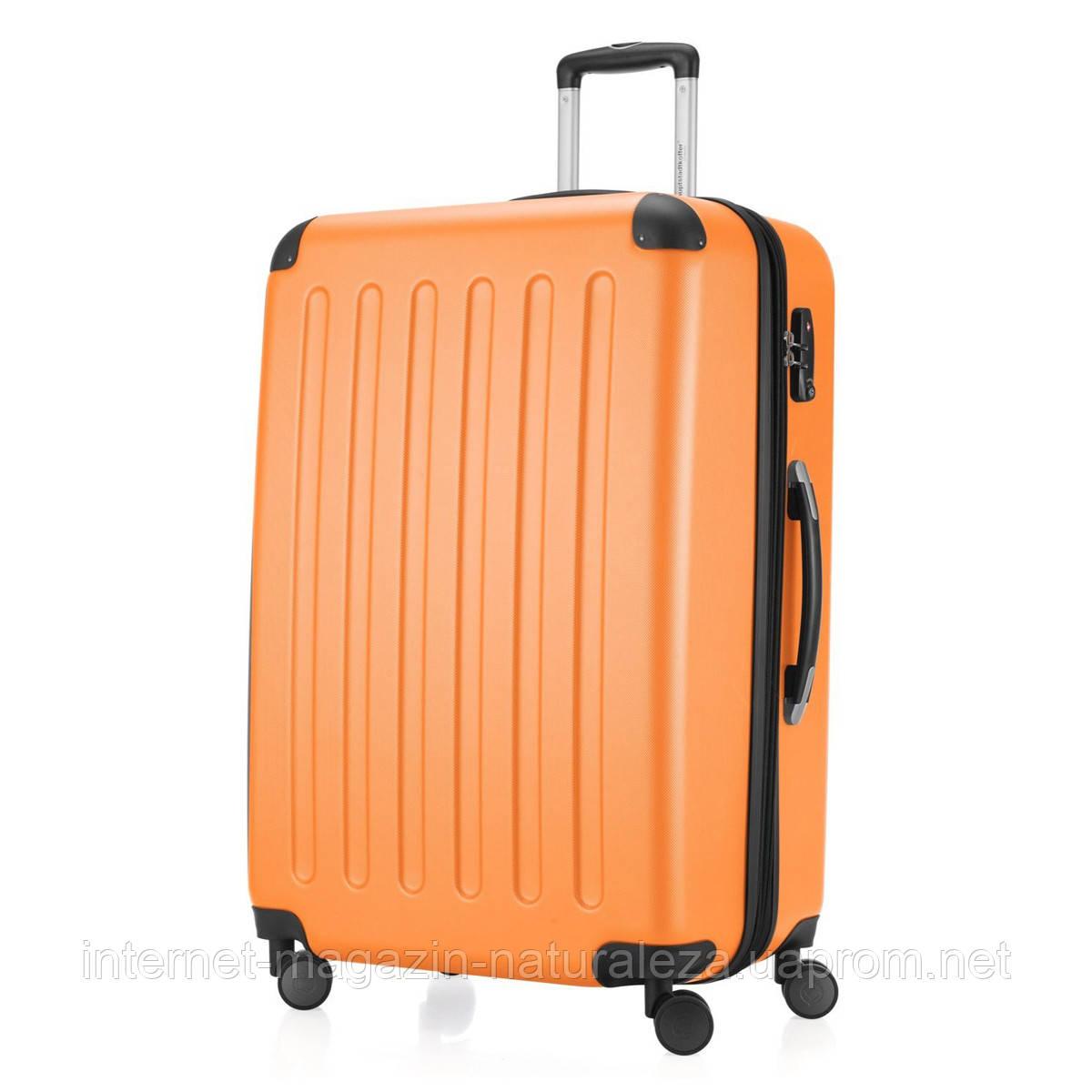 Большие чемоданы Hauptstadtkoffer maxi Spree оранжевый