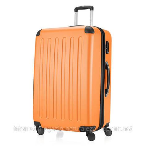 Большие чемоданы Hauptstadtkoffer maxi Spree оранжевый, фото 2