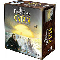 Катан. Игра Престолов: Братство Ночного Дозора (Catan.  A Game of Thrones) настольная игра