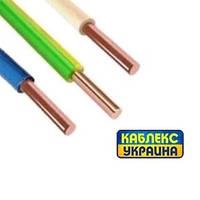 Провод медный ПВ1 1х6 (Каблекс Одесса)