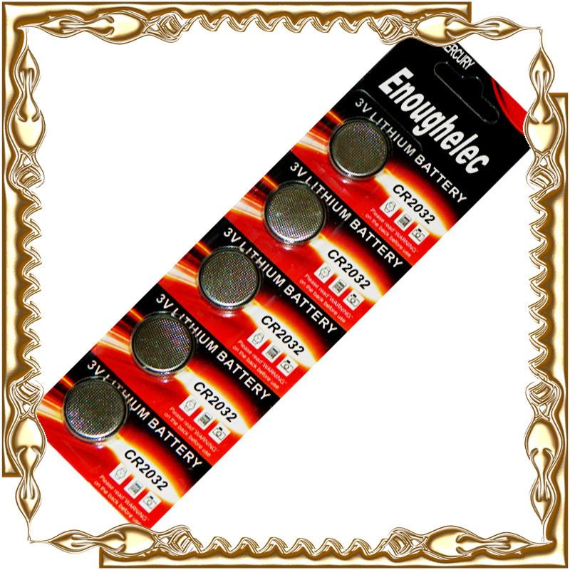 Батарейка Enoughelec Lithium CR2032 3V