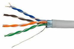 Кабель КПВЭ-ВП (250) 4х2х0,57 (FTP cat.6) одескабель