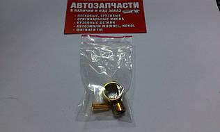 Ремкомплект трубки пластиковой Д8 М14х1.5