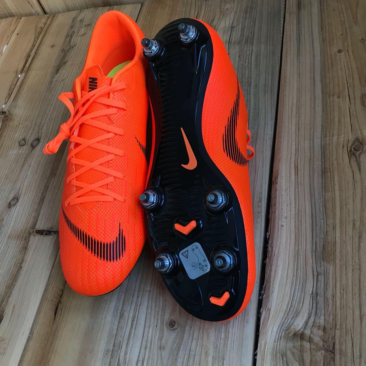 4af95f6e Бутсы Nike Mercurial Vapor 12 Academy SG-PRO AH7376-810 (Оригинал), цена 1  799 грн., купить в Киеве — Prom.ua (ID#663624467)