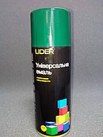 Краска зеленая (RAL 6005) для подкраски профнастила и металлочерепицы RAL 6005