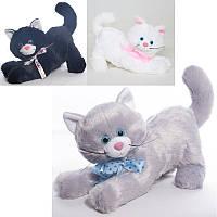 Мягкая игрушка кошка Кис-Кис 29 см, 3 цвета, Украина 00073-6