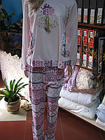 Женская пижама в скандинавском стиле