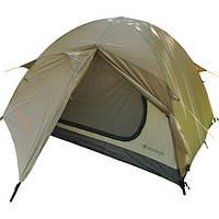 Палатка двухместная, намет двомісний Mousson Delta 2 Sand