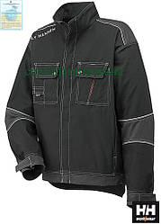 Куртка рабочая с светоотражающими вставками (куртка рабочая утепленная флисом) CHELSEA HH-CHE-J BGF