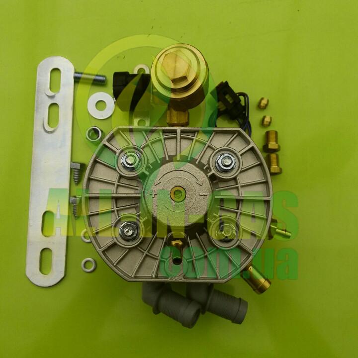 Газовый редуктор KME Silver S6 до 217 л.с. с ЭМК газа