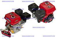 Двигатель 168F (полный комплект) (электростартер, вал Ø 20мм,  под шпонку)   DAOTONG, мотоблока, мотокультиватора