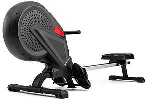 Гребний тренажер аеромагнітний Hop-Sport HS-070R Rush