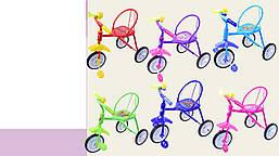 Велосипед 3-х колесный с клаксоном