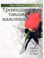 Троянда також важлива. Бруно Ферреро