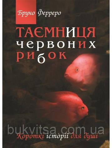 Таємниця червоних рибок. Бруно Ферреро, фото 2