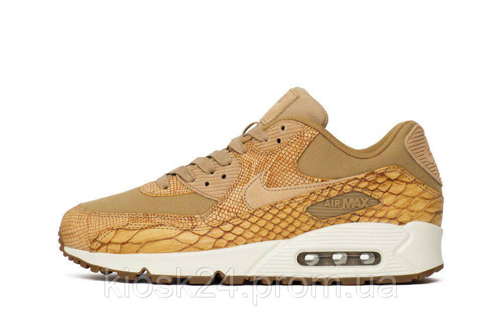 60d4bb31 Оригинальные кроссовки Nike Air Max 90 Premium LTR (AH8046-200 ...