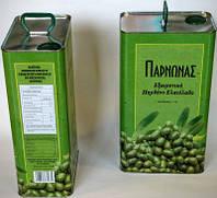 Оливкова олія Parnonas, Греція  5 літрів