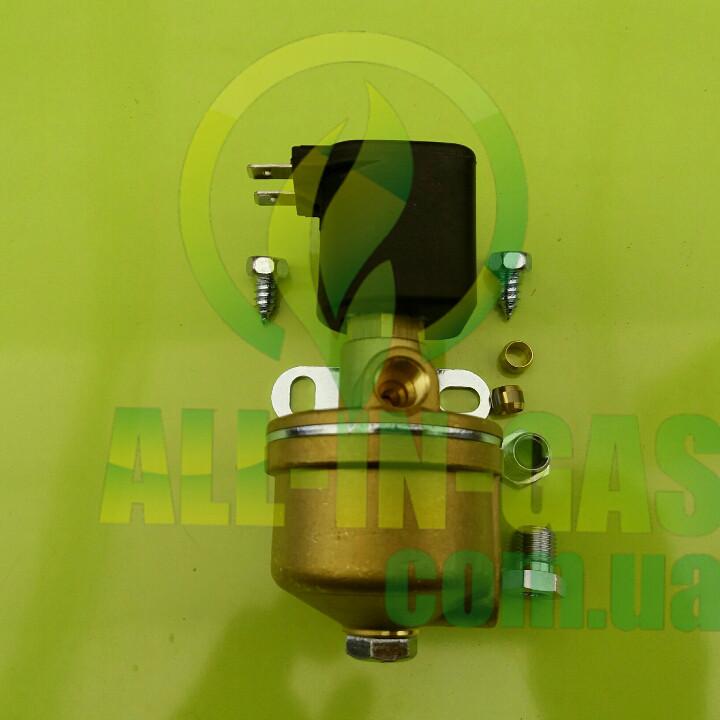 Клапан газа Tomasetto (Италия)