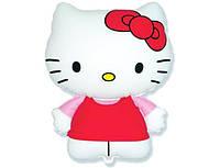 "Котёнок-Китти с бантиком 14""(36см) мини-фигура"