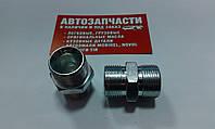 Соединитель резьбовой трубки пластиковой М24х1.5 - М24х1.5