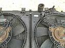 Радиатор охлаждения двигателя Mazda 626 GF 1997-2002г.в. дизель, фото 3
