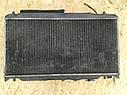 Радиатор охлаждения двигателя Mazda 626 GF 1997-2002г.в. дизель, фото 5