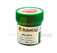 Паяльная паста BAKU BK-5051