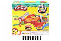 Набор для творчества Барбекю для пикника РD8608 Play-Doh, Плей до, масса, тесто для лепки
