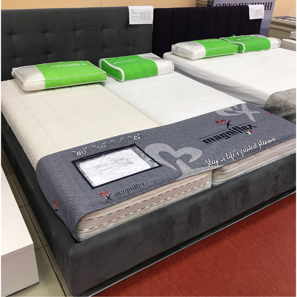 """Кровать """"Домовенок-АРТ"""" 160х200 модель """"Сlassic"""" (подъемный мех)"""