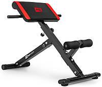 Тренировочная скамья для гиперэкстензии Hop-Sport HS-1016, фото 1