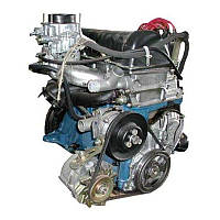 Двигатель ВАЗ 2106 (1,6л) карбюраторный (пр-во АвтоВАЗ) 21060-100026001