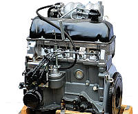 Двигатель ВАЗ 2103 (1,5л) карбюраторный (пр-во АвтоВАЗ) 21030-100026001