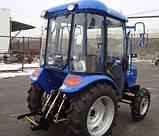Трактор с кабиной DongFeng 244DHXC, фото 7